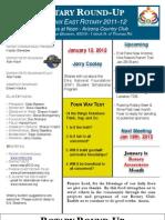 Bulletin 01.12.2012