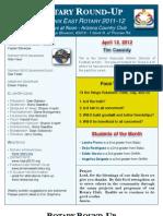 Bulletin 04.12.2012