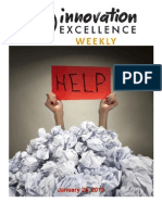 Innovation Excellence Weekly - Issue 17
