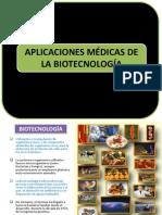 Aplicaciones Biotecnologicas en Medicina