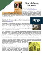 Spanish Pastor Park Un Millar en El Infierno Por Cada Uno Salvo