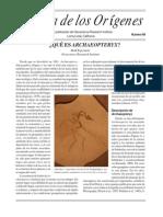 Ciencia de Los Origenes68!02!2004