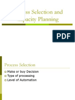 Process Selection and Capacity Planning.ppt