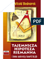 TUTOR Tajemnicza Hipoteza Riemanna - Witold Bednarek 14 s