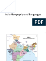 India Geography & languages_Culture 3 & 4