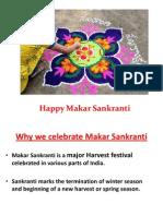 Makar Sankranti - Culture 3 & 4
