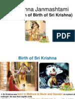 Shri Krishna Janmashtami - Culture 3 & 4