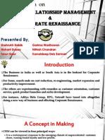 CRM & Corporate Renaissance