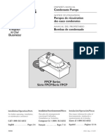 Flotec Water Pumps Owner's manual - Model FP813