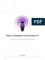 Small Business Podcasting Kit