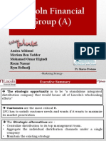 Lincoln financial group (A)