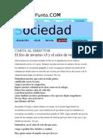 PuntoPorPunto...Articulo de Opinion