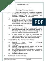 BPM Handouts