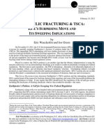 WLF publications on Natural Gas Drilling