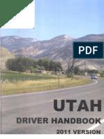 Utah Driver Handbook - 2013.
