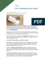 Optimizing Your Iodine Levels_Mercola