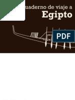 Cuaderno de Viaje a Egipto