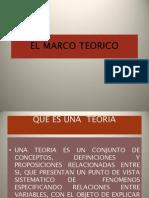 El Marco Teorico