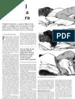 LUIS F MORENO Un Animal Dedicado a La Literatura Nietzsche 060412