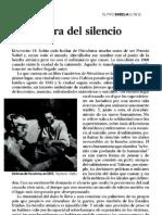REYES MATE La Conjura Del Silencio 110812