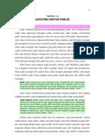 Modul 14. Auditing Sektor Publik