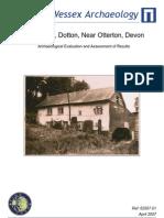 Dotton Mill, Otterton, Devon