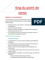 Marketing du point de vente Chapitre 1.docx