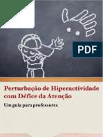 Manual Hiperactividade