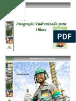 Integ-Padro Para Obras Petrobras