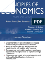 Chapter 12 - Labor Markets, Poverty and Income Distribution