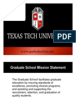 Graduate Enrollment Form