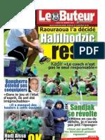 LE BUTEUR PDF du 28/01/2013