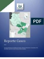 Reporte Cusco