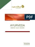 Formacion Ayurveda