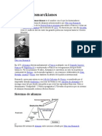 Sistemas Bismarckianos