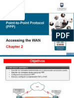 Accessing WAN Chapter2 PPP