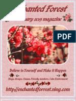 February 2013 Enchanted Forest magazine