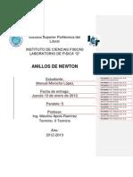Practica 8 Anillos de Newton