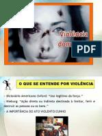 violÊncia_domÉstica