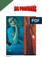 Analisis Literaria Prosas Profanas