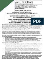 Servizi segreti, NATO e licenziamenti all'Alfa Romeo di Arese