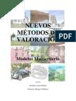 Nuevos Metodos de Valoracion Modelos Multicriterio