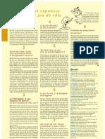 FAQ JDR de Casus Belli