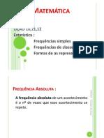 07a - Nocoes de Estatistica