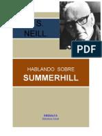 Hablando sobre Summerhill