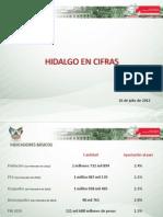 Hidalgo en Cifras