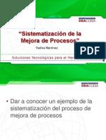 SEPGLA 07 Sistematizacion de La Mejora de Procesos (Final)