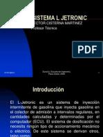 4 Sistema l Jetronic