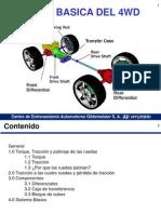4WD-transmision