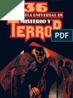 Biblioteca Universal de Misterio Y Terror 36